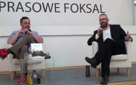 Grzegorz Braun i Rafał Otoka Frąckiewicz – Polska to działka nr 1 musimy przetrwać.