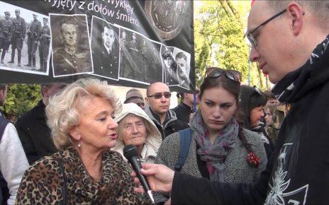 Pogrzeb Łupaszki – Polacy z Wileńszczyzny oddają hołd swojemu Bohaterowi.