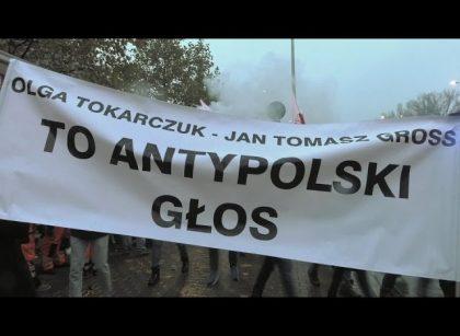 """""""Olga Tokarczuk i Jan Tomasz Gross to antypolski głos"""""""