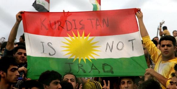 Znalezione obrazy dla zapytania kurdystan referendum
