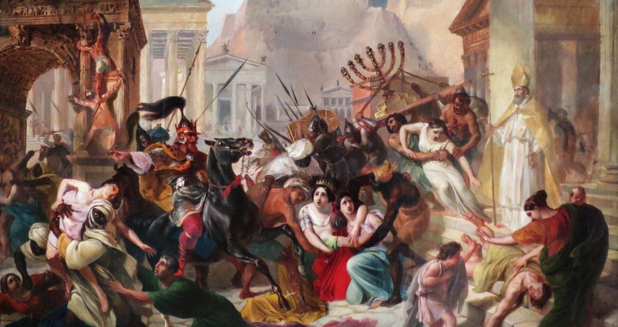 Gejzeryk zdobywa Rzym
